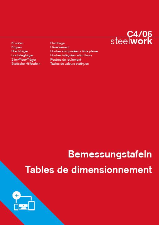 C4/06 Bemessungstafeln steelwork