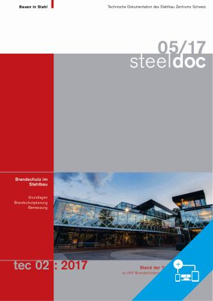 05/17 Brandschutz im Stahlbau tec02:2017