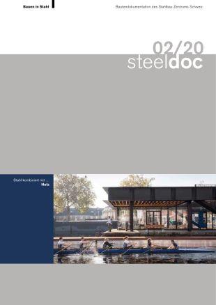02/20 Stahl kombiniert mit ... Holz
