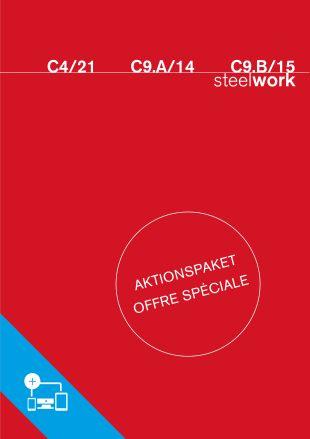 C4, C9.A, C9.B Aktionspaket steelwork
