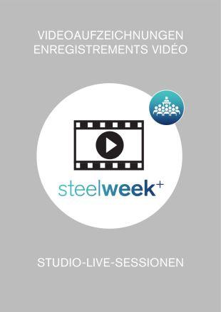 Studio-Live-Session + Prix Acier Preisverleihung