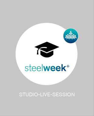 Studierende Studio-Live-Session